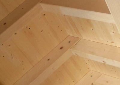 Holzbau Dachstuhl Handwerk