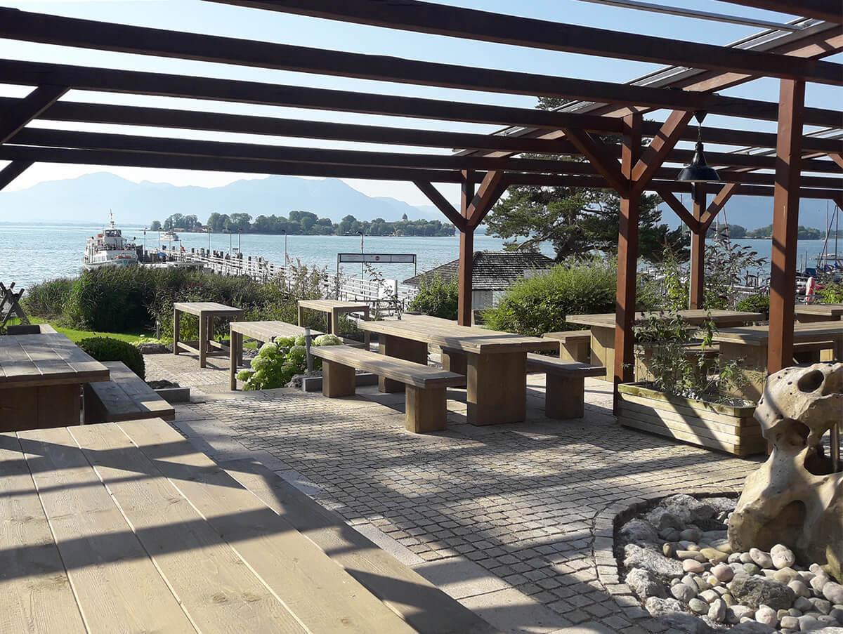 Terrassen Holzbau Hoiss