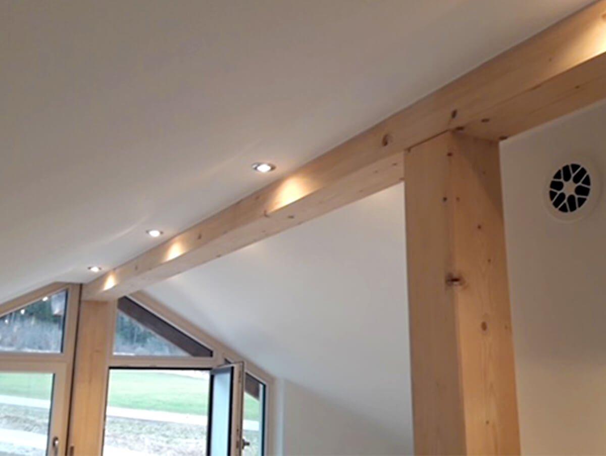 Holzbau Hoiss Innenausbau Dach