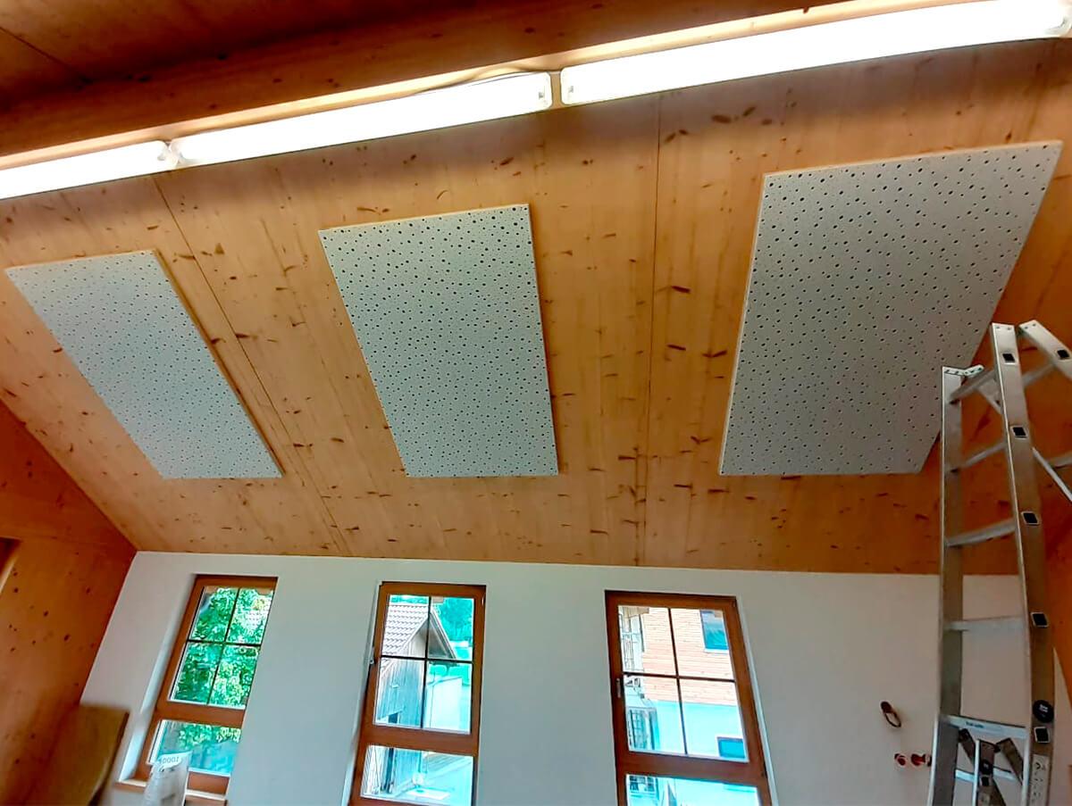 Innenausbau Holzbau Hoiss